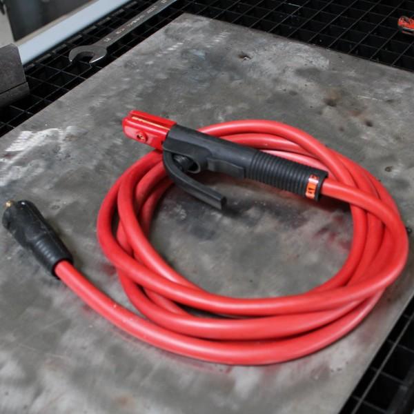 Elektrodenhalter GWP9 redFLEX, 4 Meter