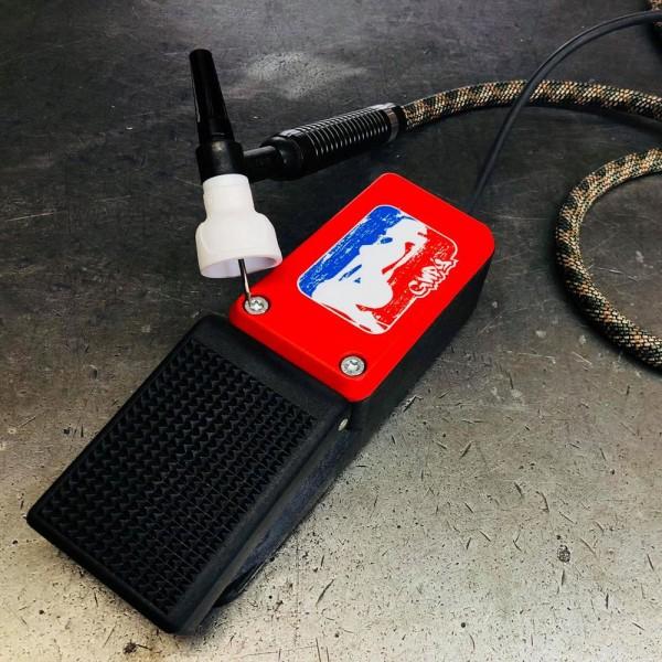 Set - GWP9 highflexARMY (gasgekühlt) und GWP9 Fußpedal