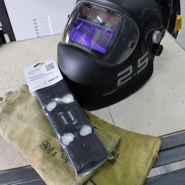 Stirnschweissband für e-Serie, p-Serie, vegaVIEW, b630 und OSC