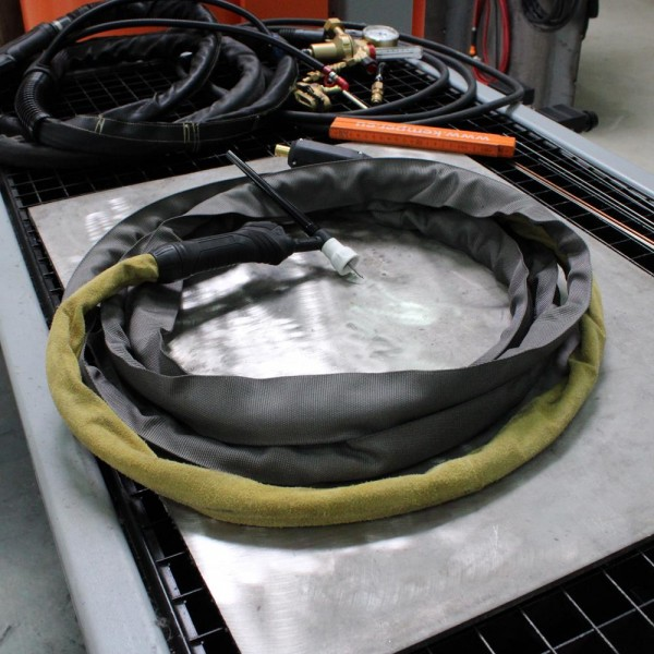 GWP9 steelGREY, gasgekühlt, 5m