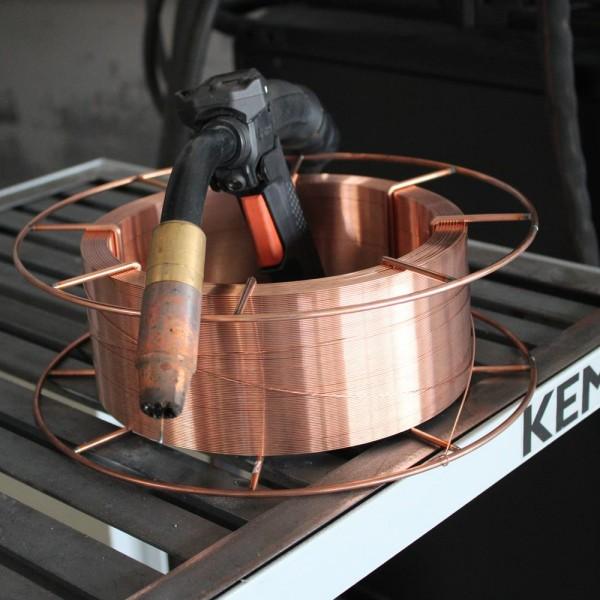 Drahtelektrode SG2 G3Si1 / 1,0 mm / 15 kg