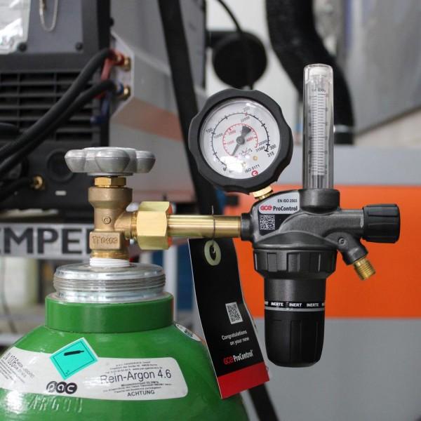 Flowmeter GCE proCONTROL Ar/CO2