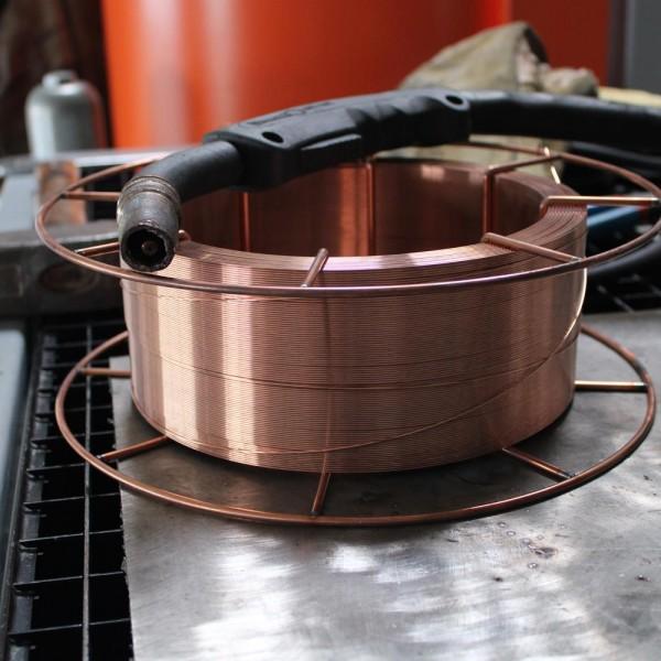 Drahtelektrode SG2 G3Si1 / 1,2 mm / 15 kg
